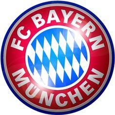 FC Bayern München Logo 3D