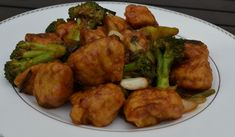 Gluten Free General Tso's Chicken