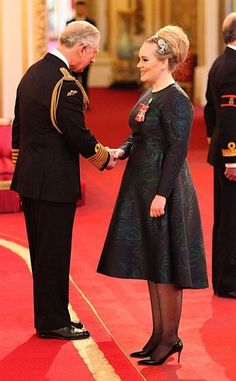 En 2013, fue galardonada como Member of the Most Excellent Order of the British Empire por el príncipe Carlos en el Palacio de Buckingham en Londres.