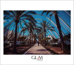 Ciudad de las artes y las ciecias Travel to Spain, , Valencia calator by www.glamartmedia.com