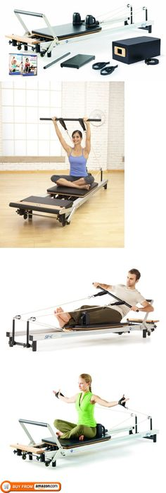 Stott Pilates SPX Home Reformer Package, Get toned and fit without leaving your home! The new STOTT PILATES® SPX™ Reformer Package facilitates over 250 Pilates exercises, and the two DVDs provide over 90 minutes of detailed and clear inst..., #Sporting Goods, #Reformers, $2,378.93