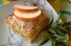 Jablkový koláč sypaný bez vajíčka (fotorecept) French Toast, Treats, Breakfast, Sweet, Food, Basket, Sweet Like Candy, Morning Coffee, Candy