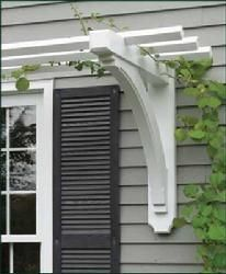 My Shed Plans - Walpole Woodworkers - Pennsylvania Product Design Center - Now You Can Build ANY Shed In A Weekend Even If You've Zero Woodworking Experience! Garage Trellis, Garage Pergola, Pergola Kits, Pergola Ideas, Pergola Roof, Outdoor Spaces, Outdoor Living, Outdoor Decor, Outdoor Sheds