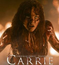 Stephen King& classic tale is re-imagined with Chloë Grace Moretz and Julianne Moore bringing the story of telekinetic outcast Carrie White to life. Best Horror Movies, Horror Films, Scary Movies, Good Movies, Horror Tale, Horror Icons, Carrie Movie, Julianne Moore, Weird
