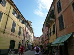 Levanto, Liguria Italia (Luglio)