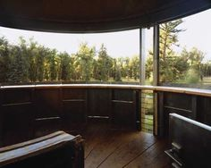 Wine silo . . . upper level can be a tasting room or a wonderful site for a hot tub.