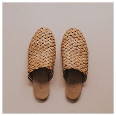 Tan Bunto Woven Loafers  Our gorgeous Bunto Woven Loafers are that comfortable pair of slip on shoes you've been waiting for! Inspired by the traditional Kolhapuri Bunto shoe, these covered loafers are the perfect style for any outfit through the seasons.