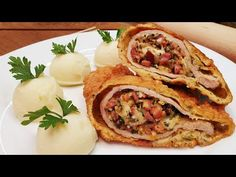 Bacsa szelet, imádni fogod / Szoky konyhája / - YouTube Hungarian Cuisine, Jamie Oliver, Tacos, Mexican, Ethnic Recipes, Youtube, Food, Eten, Meals