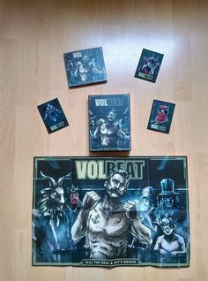 """Ebay """"Deals"""" Volbeat Seal the Deal & lets boogie limited Deluxe set: EUR 13,99 Angebotsende: Montag Apr-16-2018 14:16:17…%#Quickberater%"""