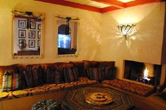 El Morocco Inn & Spa: Cozy lounge. California, Spa Day, Hot Springs, Great Deals, Morocco, Trip Advisor, The Good Place, Relax, Lounge