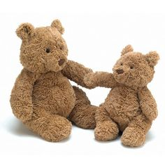 Pudgy, tousled and utterly adorable. The JellyCat Bartholomew bear is the perfect bedtime companion to hug, cuddle and read stories to. Huge Teddy Bears, Science Toys, Jellycat, Animal Rescue Site, Bar, Animal Shelter, Baby Toys, Cuddling, Plush