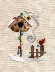 ru / Free by Helga Mandl Designs - mainly birds / freebies - Jozephina Cross Stitch Christmas Cards, Xmas Cross Stitch, Cross Stitch Letters, Cross Stitch Needles, Cross Stitch Love, Christmas Cross, Cross Stitch Designs, Cross Stitching, Cross Stitch Embroidery