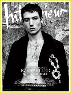 Ezra Miller... Seriously Interview Magazine