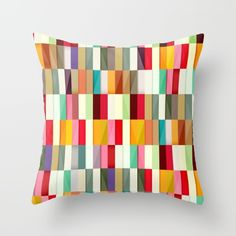 Stripes+Throw+Pillow+by+Danny+Ivan+-+$20.00