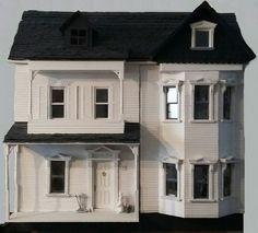 Amanda, my first dollhouse