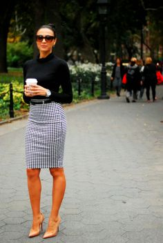 STYLE: Back to Work Monday ~ Personal Style blog by Iman Oubou