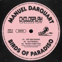 manuel darquart - birds of paradiso