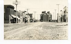 HANNAH, NORTH DAKOTA  - c.1915