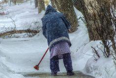 Winnipeg Sweeping Baba Blues