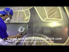 How to spray paint a carhow to paint a car at homehow to use a 9 easy steps to blend paint jobs from home how to paint your car car paintingspray paintingbody paintingcar restorationdiy solutioingenieria Images