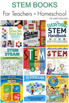 STEM Study Unit with STEM activity ideas and projects!