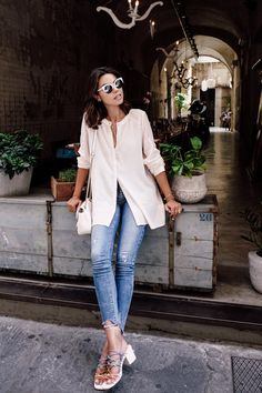 VivaLuxury - Fashion Blog by Annabelle Fleur: HIGH RISE IN ROME