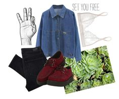 """""""SET YOU FREE"""" by flowerpowerxx ❤ liked on Polyvore"""