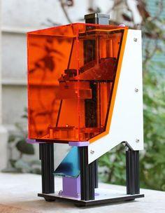 LittleDLPer: Open Source DLP 3D Resin Printer, Coming Soon to Kickstarter at an Astonishing Price http://3dprint.com/4353/littledlper-dlp-3d-printer-kickstarter/