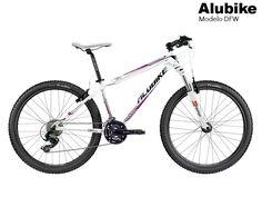 Bicicleta Alubike  modelo DFW https://www.facebook.com/Alubike #Bikes #bicicletas #Alubike