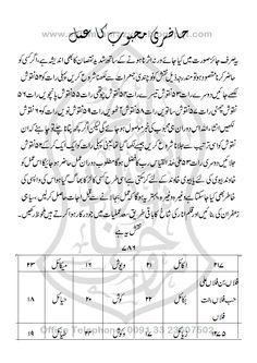 Dast e Ghaib Jaari hone Ka Amal دست غیب جاری ہونے کا عمل