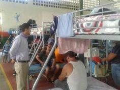 TRISTE REALIDAD! Detectan segundo caso del virus AH1N1 en albergues de cubanos