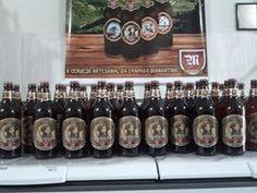Cerveja Cangaceira, estilo German Weizen, produzida por  Cervejaria Caseira, Brasil. 5.6% ABV de álcool.
