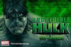 De Incredible Hulk gokkast moet je zeker spelen als je films over Hulk gezien hebt. De symbolen zijn hier echt fantastisch. Bij Expanding Hulk bonus wordt Bruce Banner groter en groter totdat hij in de HULK verandert. Je moet het met je eigen ogen zien! Gemaakt door Playtech.