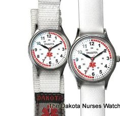 Our Nurses watches have been loved by many a nurse, which makes them the perfect back to 'nursing' school gift!  In leather or sports strap!  $29.95