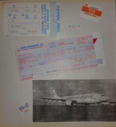 Santiago du Chili  Miami 30 sept au 10 oct 1987