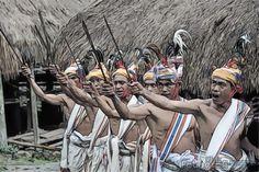 Tari Perang Nusa Tenggara Timur