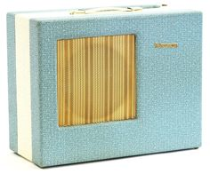 '58 WATKINS WESTMINSTER VINTAGE WEM AMP ELECTRIC GUITAR TUBE DOMINATOR AMPLIFIER - don't you wish she was yours?