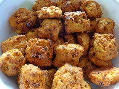 Cookies chorizo/parmesan