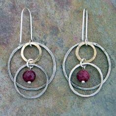 Simple but lovely earring design