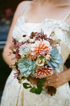 Oh So Succulent! | WeddingAces