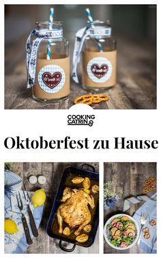 Bierhuhnd, Bierhühnchen. Hühnchen Ofen. Bier Huhn. Oktoberfest Party, Oktoberfest Dekoration. Deko. Oktoberfest Deko. DIY. Wiesnparty. Oktoberfest Rezepte & Partyideen. Kirchtagsparty.