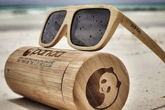 Panda sunglasses #packaging for every pair sold, one goes to someone in need PD