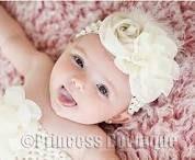 vintage infant headbands - Google Search