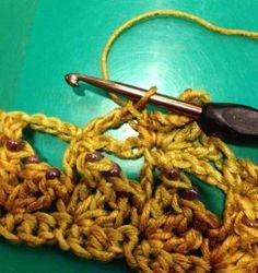 How to Do Doris Chans Hoisting Method in Bead Crochet via Interweaves CrochetMe blog