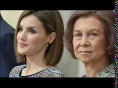 Los motivos por los que la Reina Letizia se lleva mal con la Reina Emérita. - YouTube
