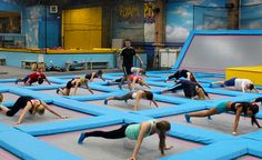 AirFit Classes at AirHop in Bristol