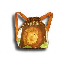 sac à dos pour enfant lion chococo