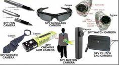 Spy Gadgets