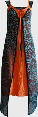 Robe longue - - cheresloques
