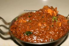 Normally onion, tomato masala is the base for most of all Indian curries. The quantity of onion is always dominant or same as that of t...
